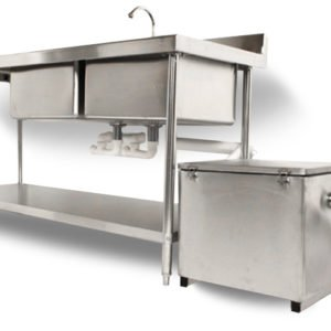 GTB 37 Grease Catcher Stainless Steel Grease Trap
