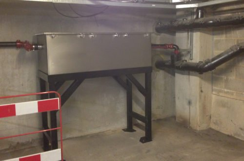 Houses Of Parliament Basement Grease Trap